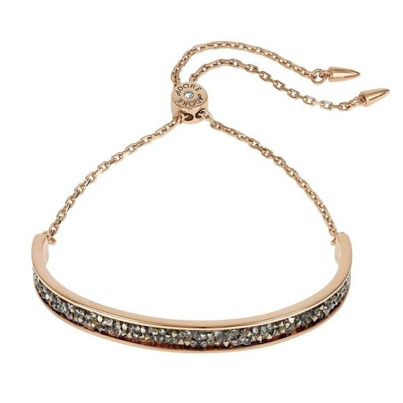 af0b3d754 Adore Jewelry | Rosegold Bracelet With Swarovski Accents | Poshmark